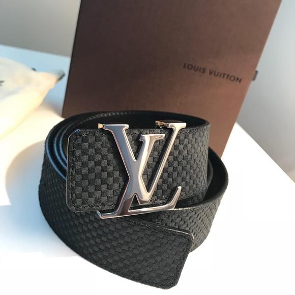 d8501088281c Louis Vuitton Other - Louis Vuitton LV Initiales 40MM Belt M6875 95